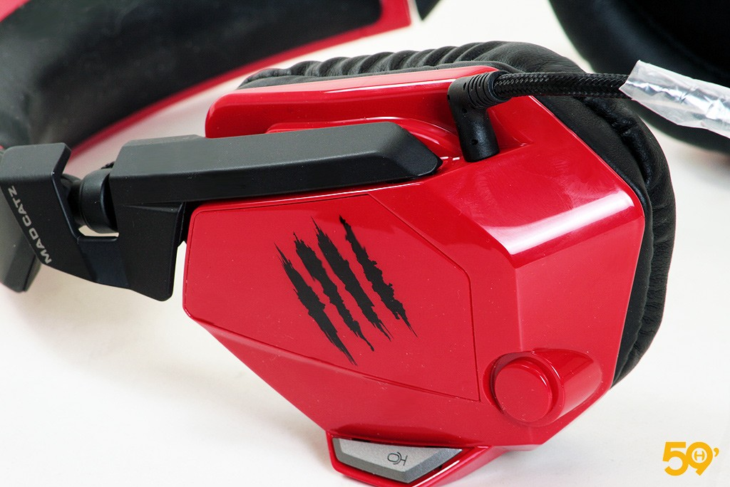 Casque gaming F.R.E.Q.5 by MAD CATZ (7)