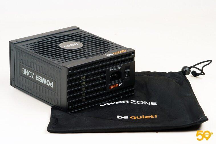 Be quiet! power zone 650