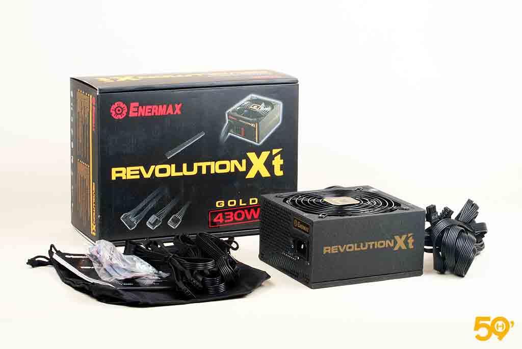 Enermax Revolution Xt 430 (1)