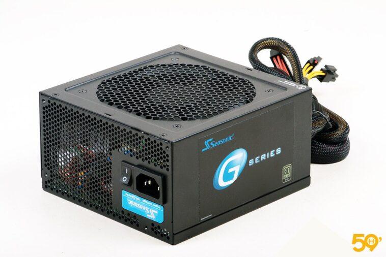 Seasonic G 550