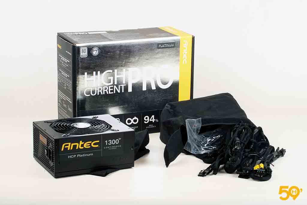 Antec High Current Pro 1300 Platinum (1)
