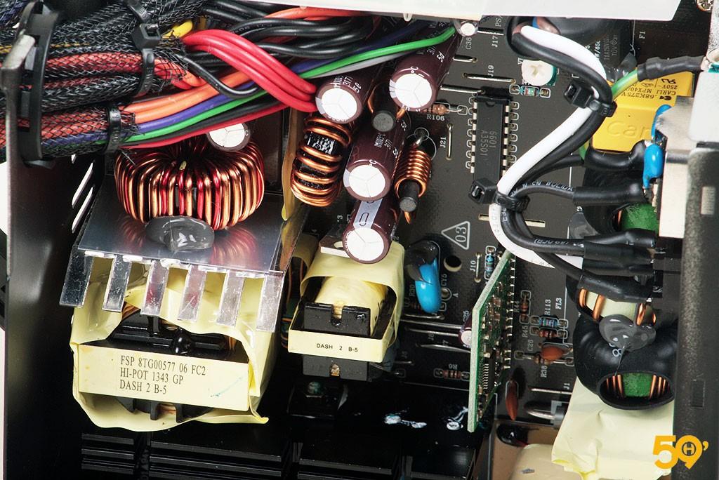 Silverstone Strider Essential 500 W (11)