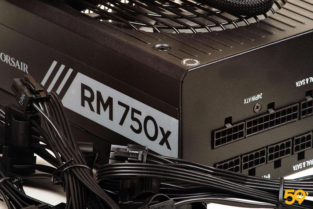 Corsair RM750x 2