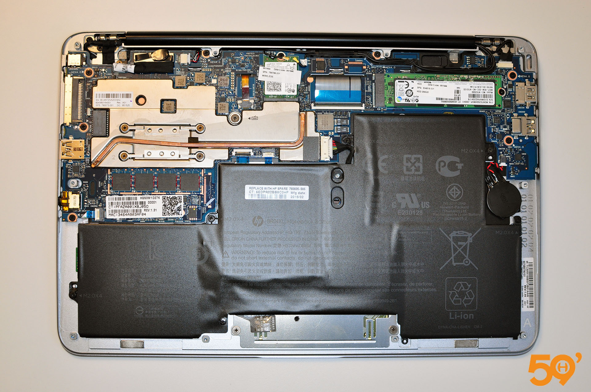 HP Elitebook Folio 1020 3334