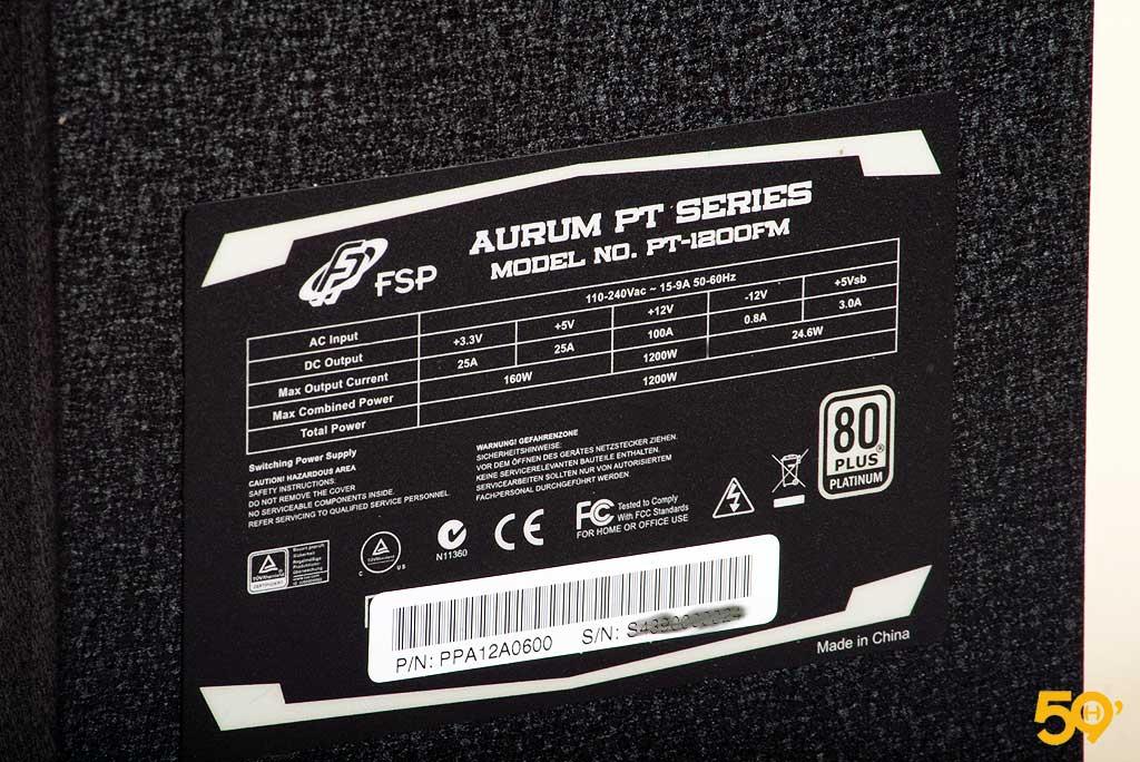 FSP Aurum PT 1200 11