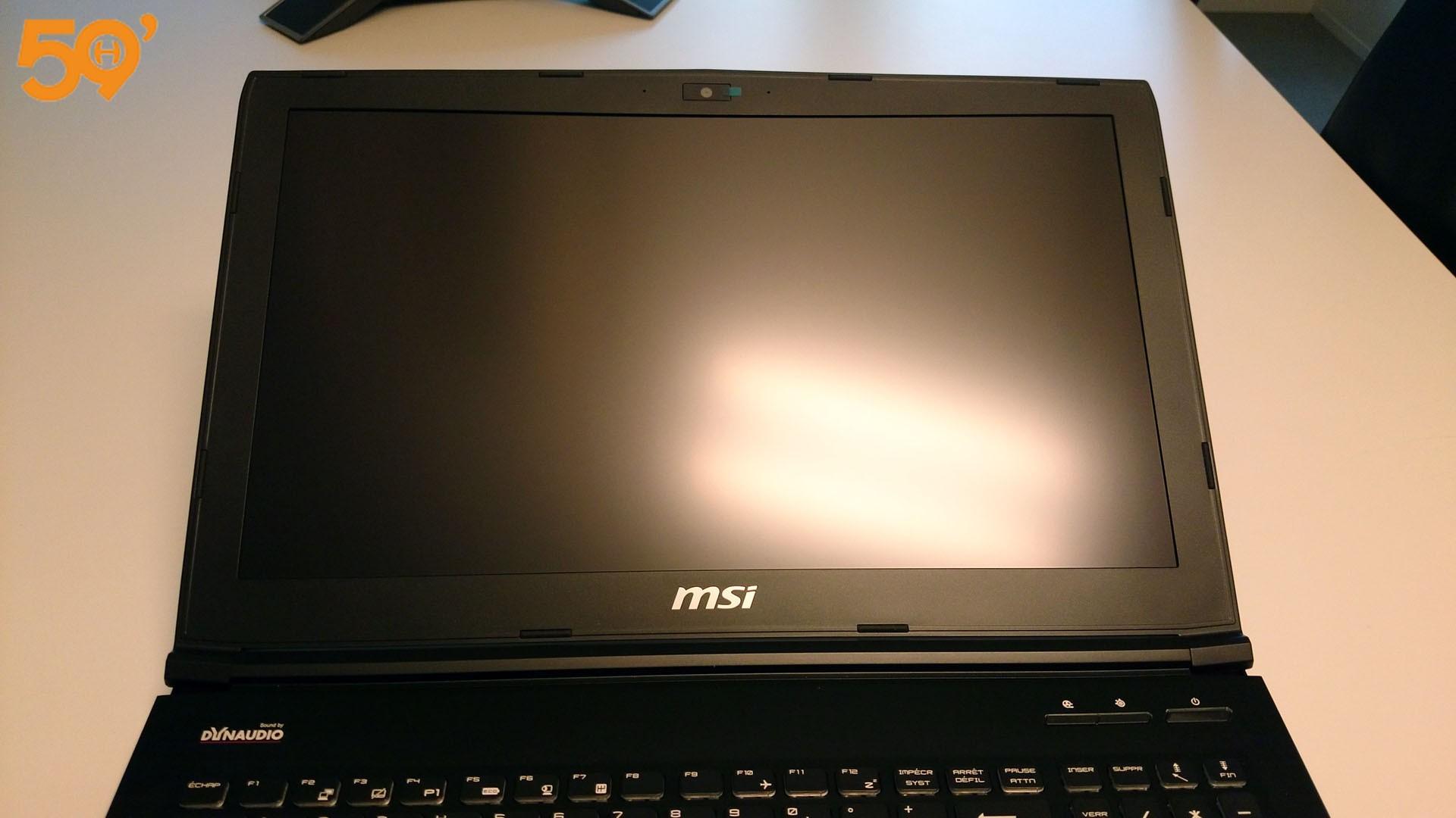 MSI GE62 6QF 0685