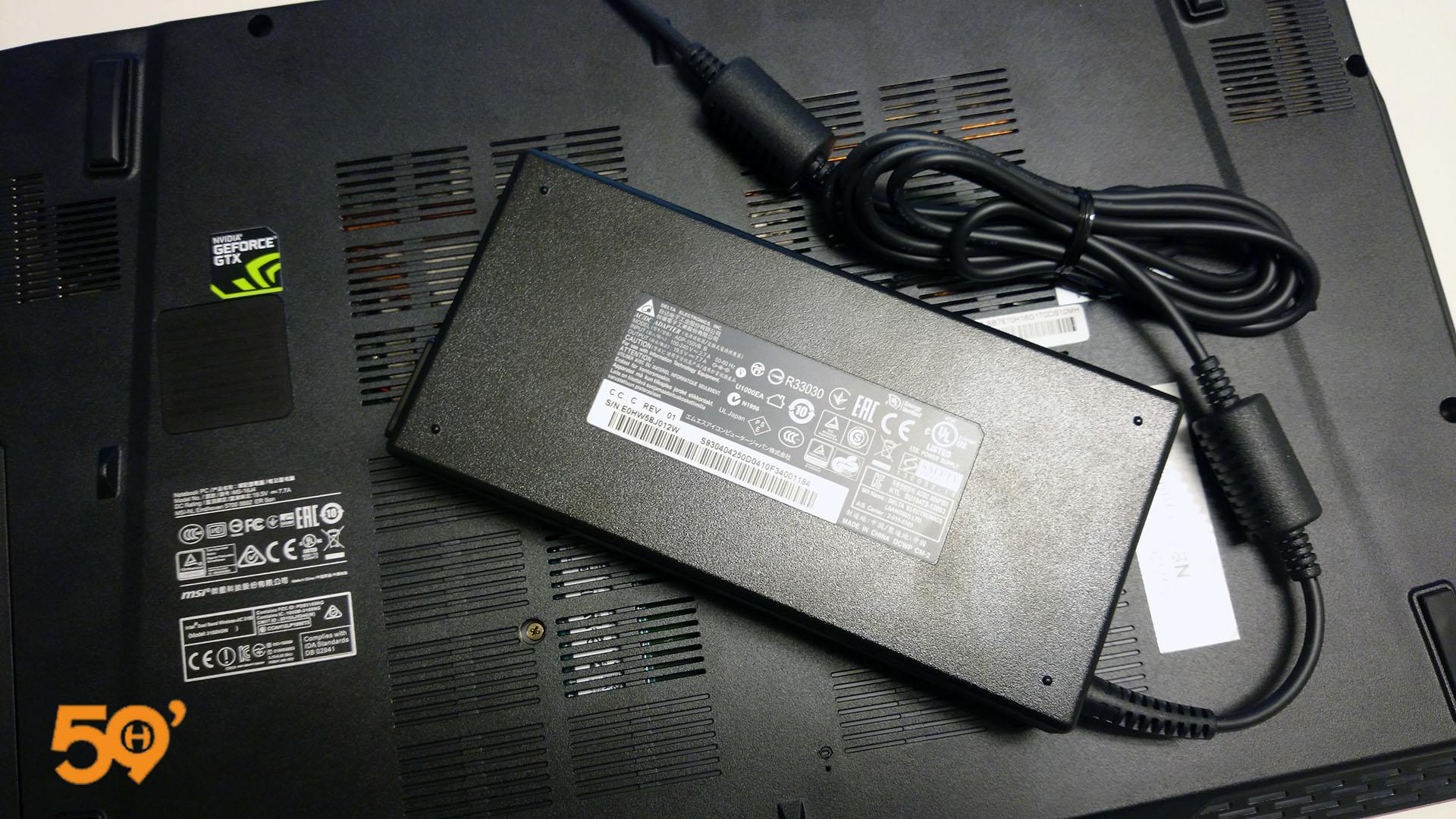 MSI GE62 6QF 0695