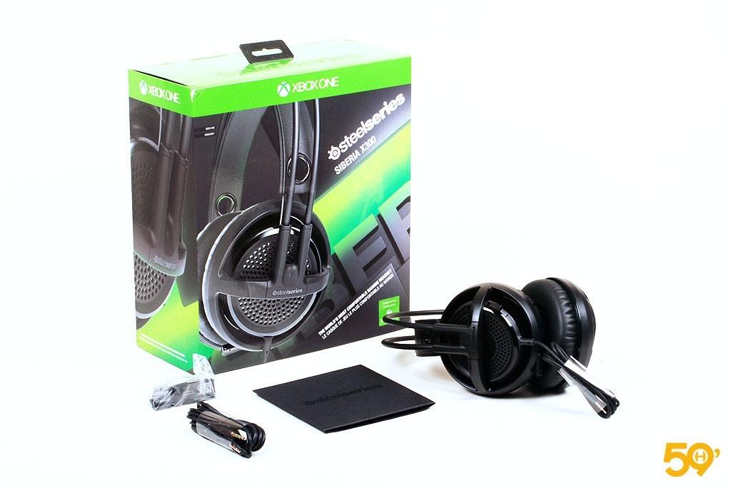 Siberia X300 Xbox One 1