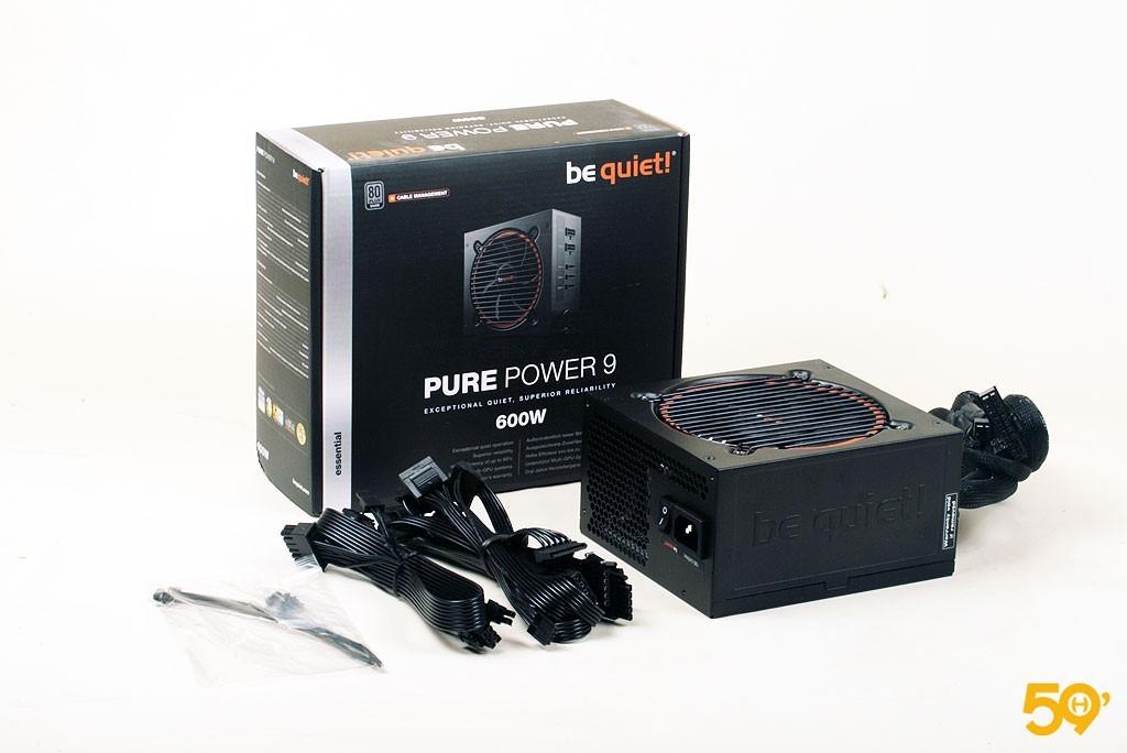 Pure Power 9 CM 600 Watts 2