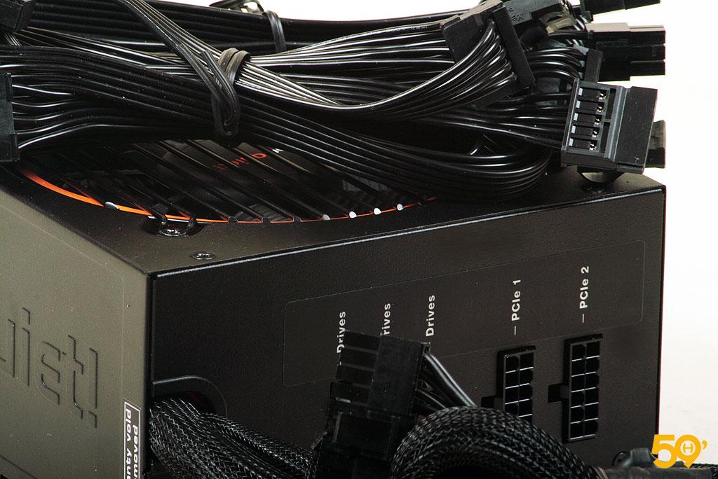 Pure Power 9 CM 600 Watts 3