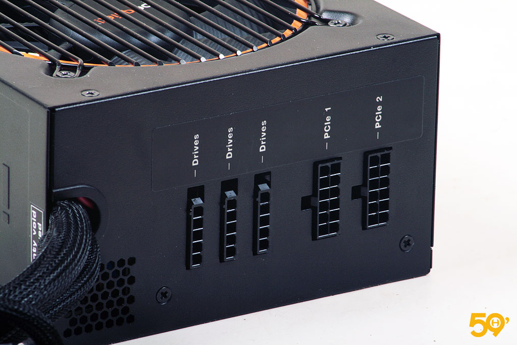 Pure Power 9 CM 600 Watts 8