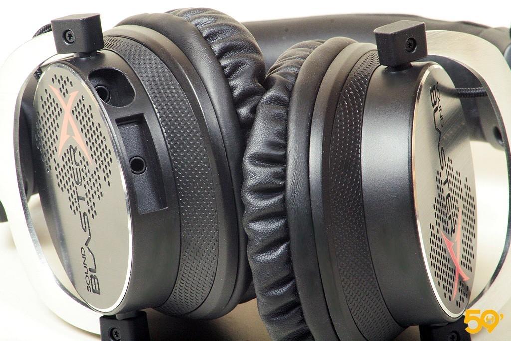SOUND BLASTER X H5 et G5 5