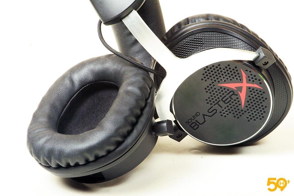 SOUND BLASTER X H5 et G5 6