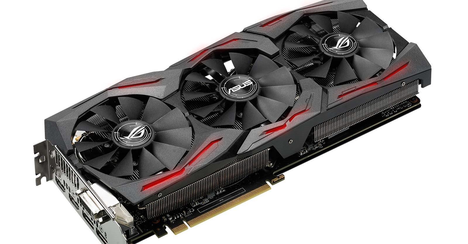 Strix GeForce GTX 1080
