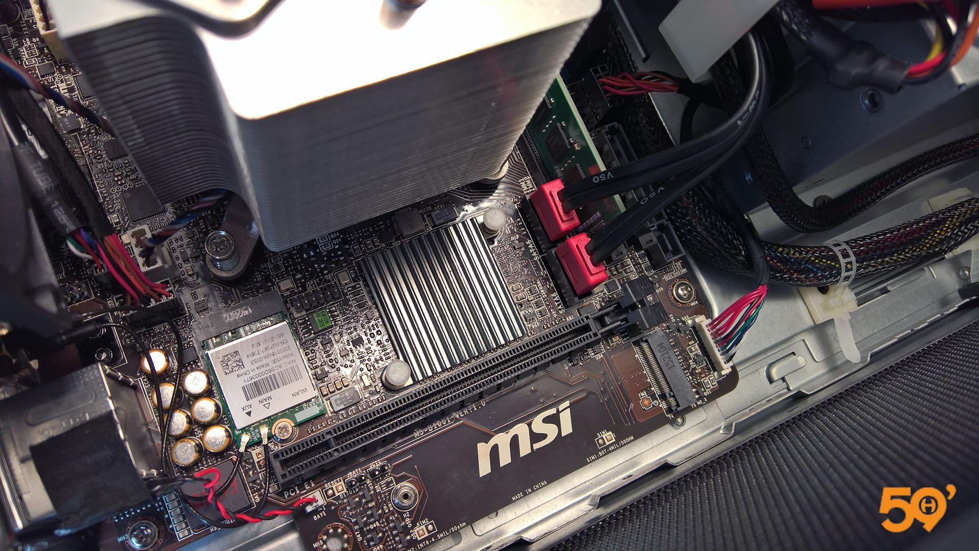 MSI Nightblade X2 9