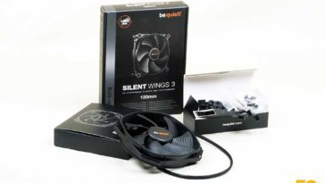 Be quiet Silent Wings 3 120 mm