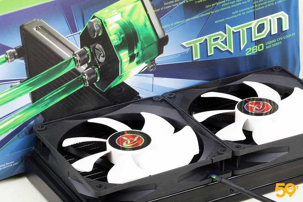 Raijintek Triton 280 13