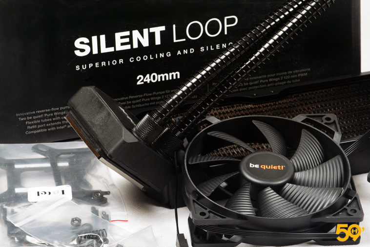 Be quiet Silent Loop 240 3
