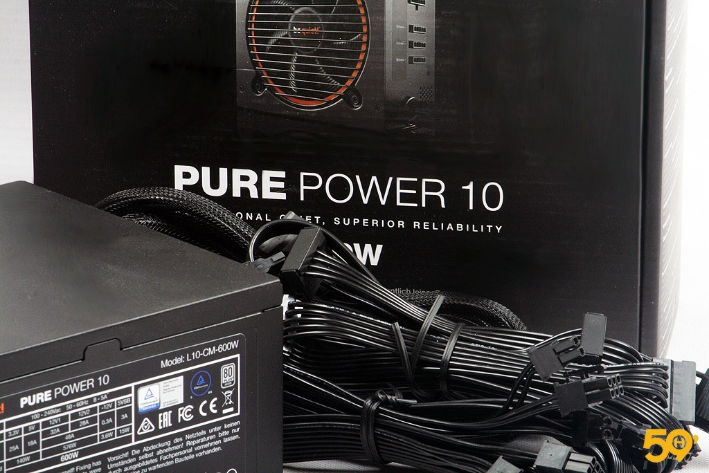be quiet Pure Power 10 3