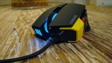 Souris Corsair Scimitar Pro RGB