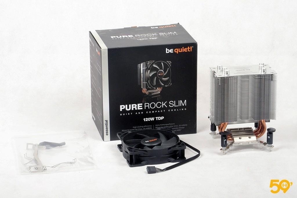 be quiet Pure Rock Slim 3