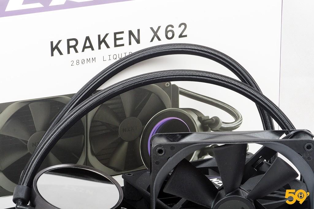 NZXT Kraken X62 12