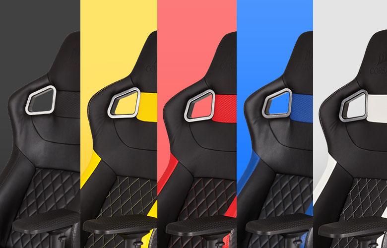 coloris Corsair T1 Race