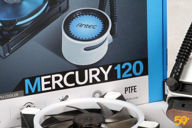 Antec Mercury 120
