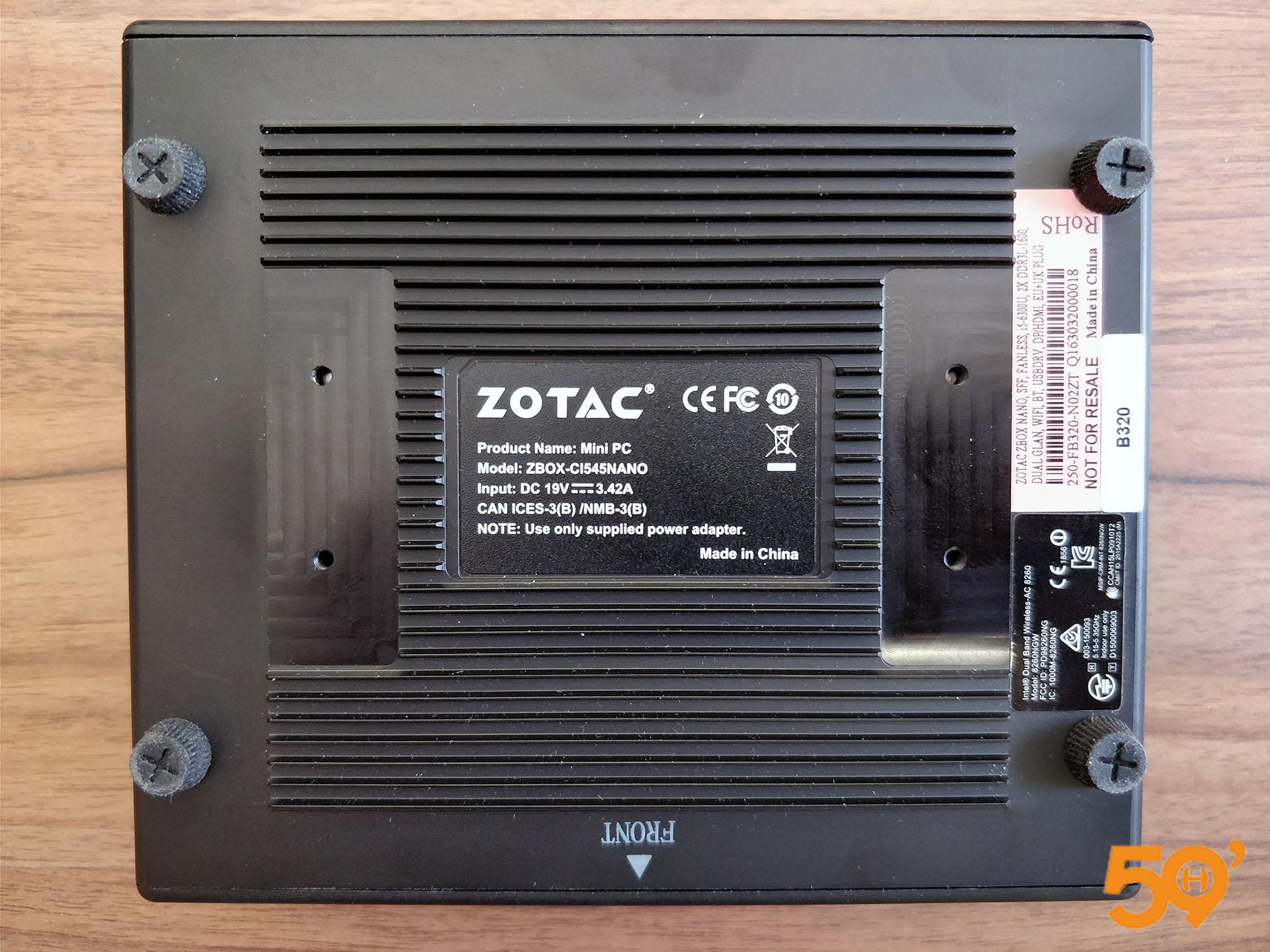 Zotac CI545Nano 516
