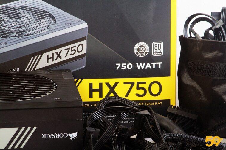 Corsair HX750 1