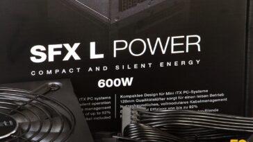 be quiet SFX L Power 600