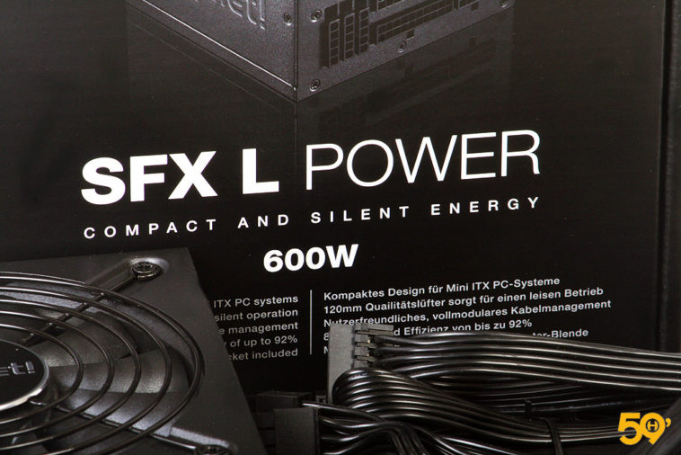 be quiet SFX L Power 600