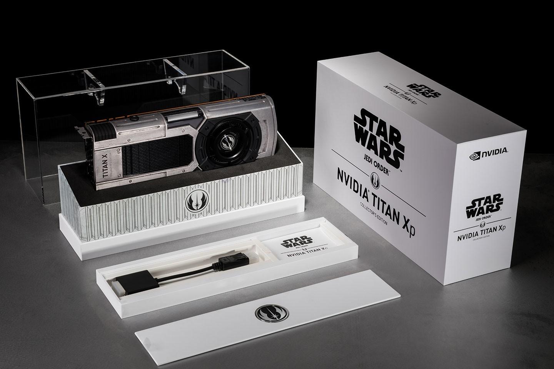Titan Xp edition collector Star Wars 1