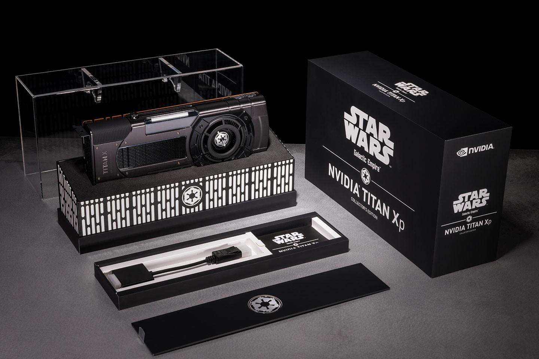 Titan Xp edition collector Star Wars 2