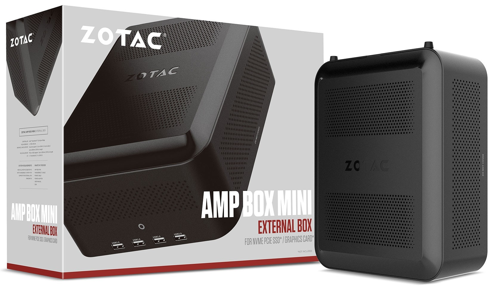 Amp Box mini