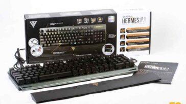 Clavier Gamdias Hermes P1