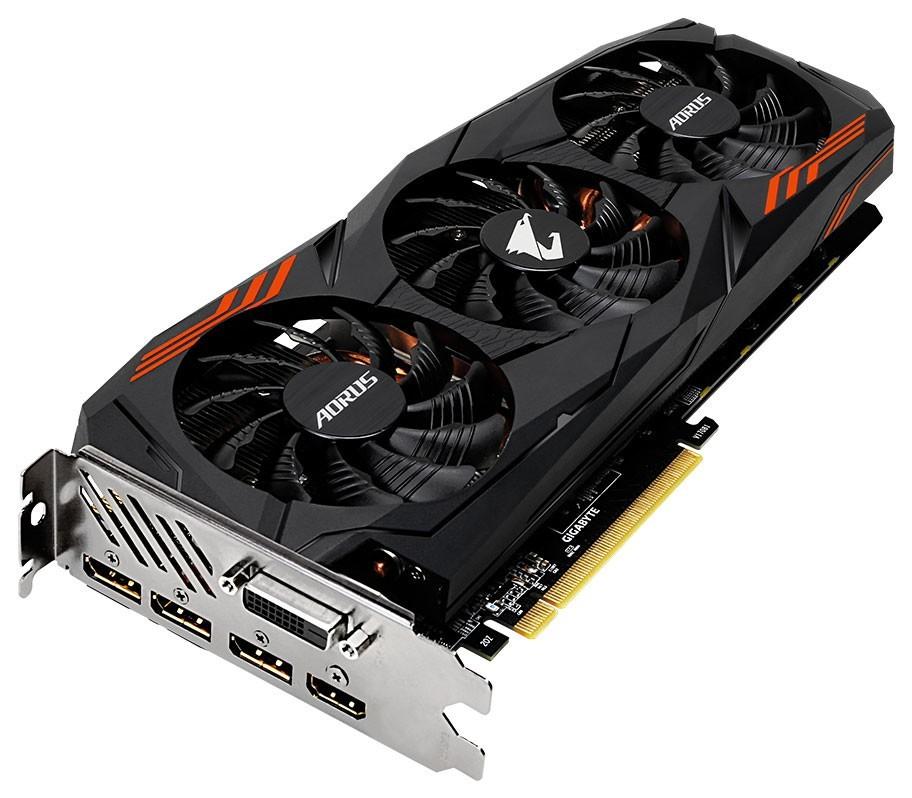 GeForce GTX 1070 Ti AORUS 3