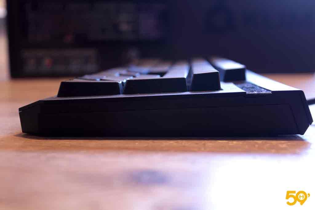 profil clavier Clavier KLIM Domination