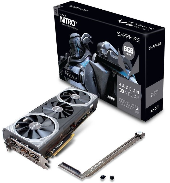 Sapphire Radeon RX Vega Nitro 1
