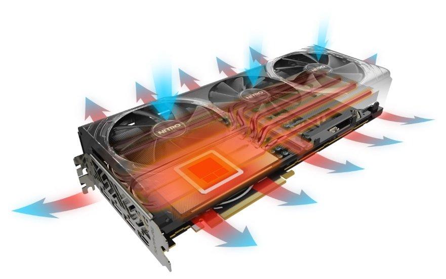 Sapphire Radeon RX Vega Nitro 3