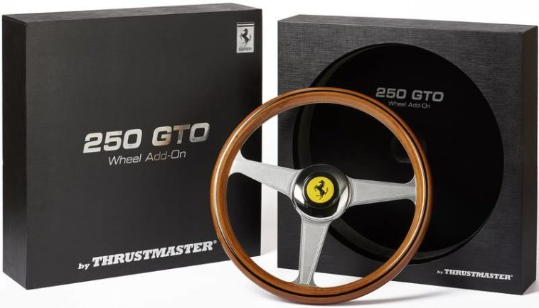 Thrustmaster Ferrari 250GTO