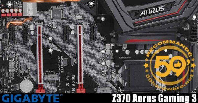 face Z370 Aorus Gaming 3 1