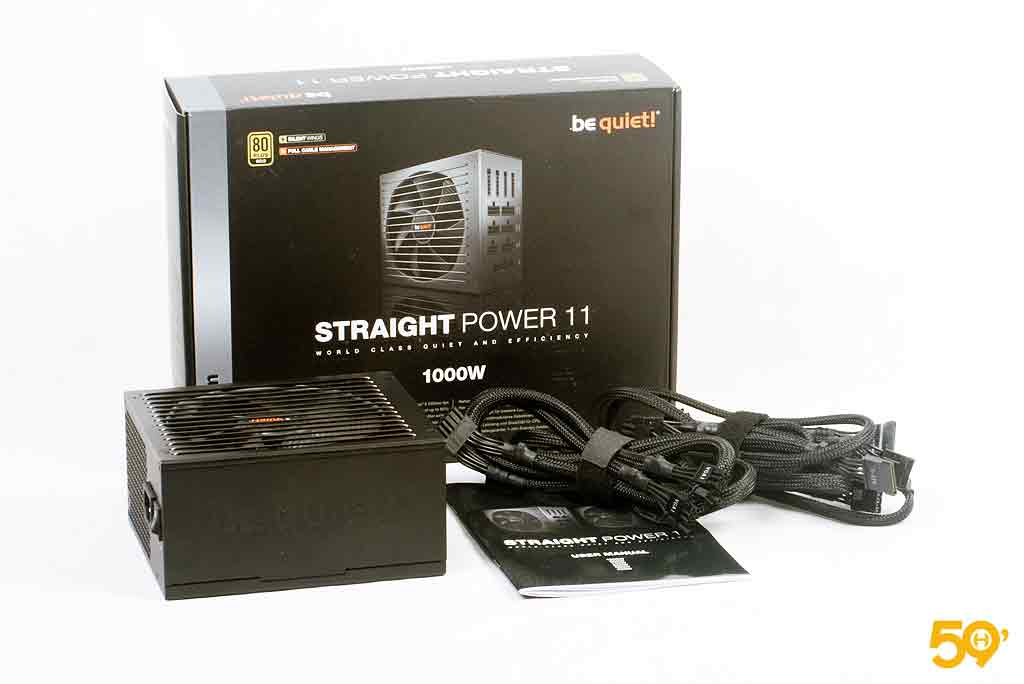 Be quiet Straight Power 11 1000 W 14