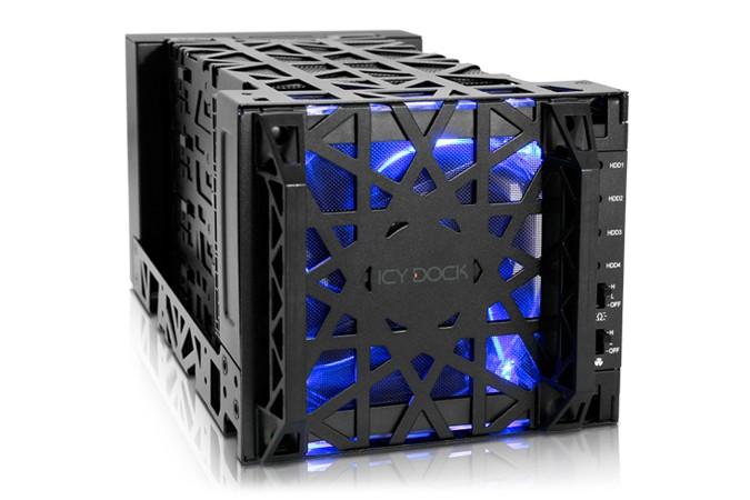 Black Vortex MB174U3S 4SB