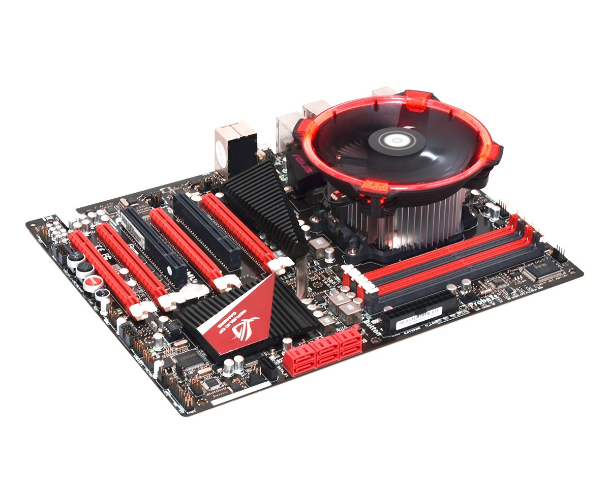 ID Cooling DK 03 Halo Red 2