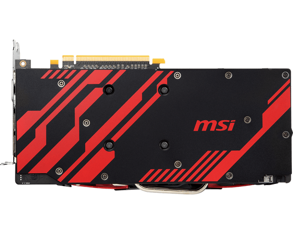 MSI Radeon RX 580 Armor MK2 8G 2