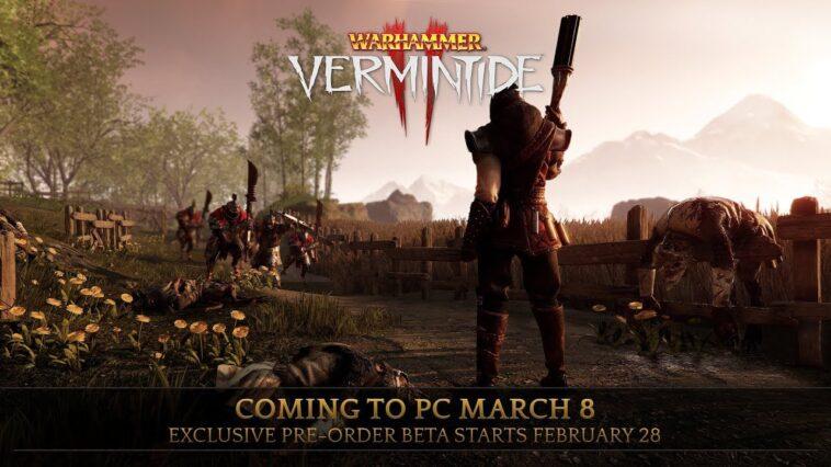 Warhammer Vermintide 2 16 02
