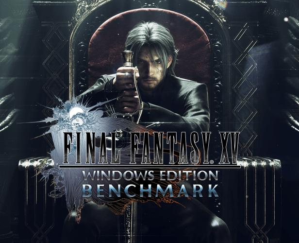 benchmark Final Fantasy XV