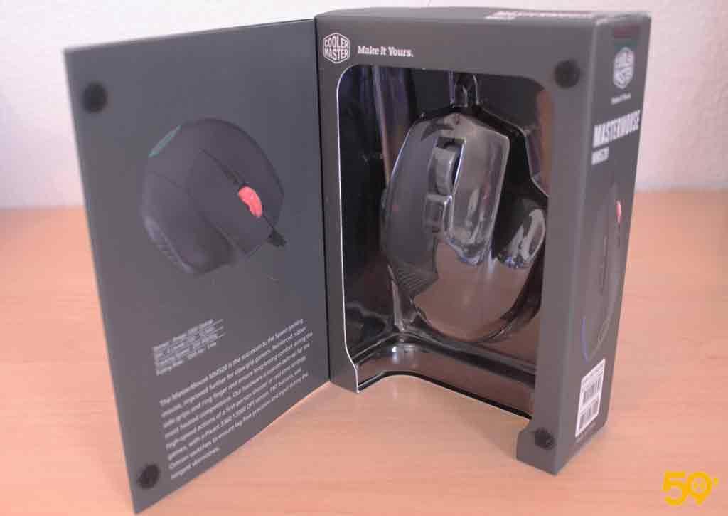 Cooler Master MM520 test
