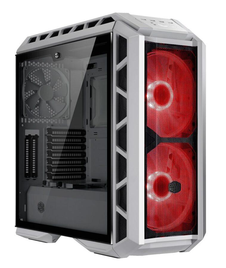 H500P MESH WHITE 45degree 01 light red